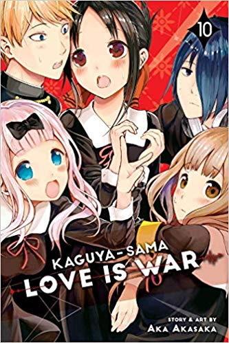 『Kaguya-sama: Love Is War, Vol. 10』