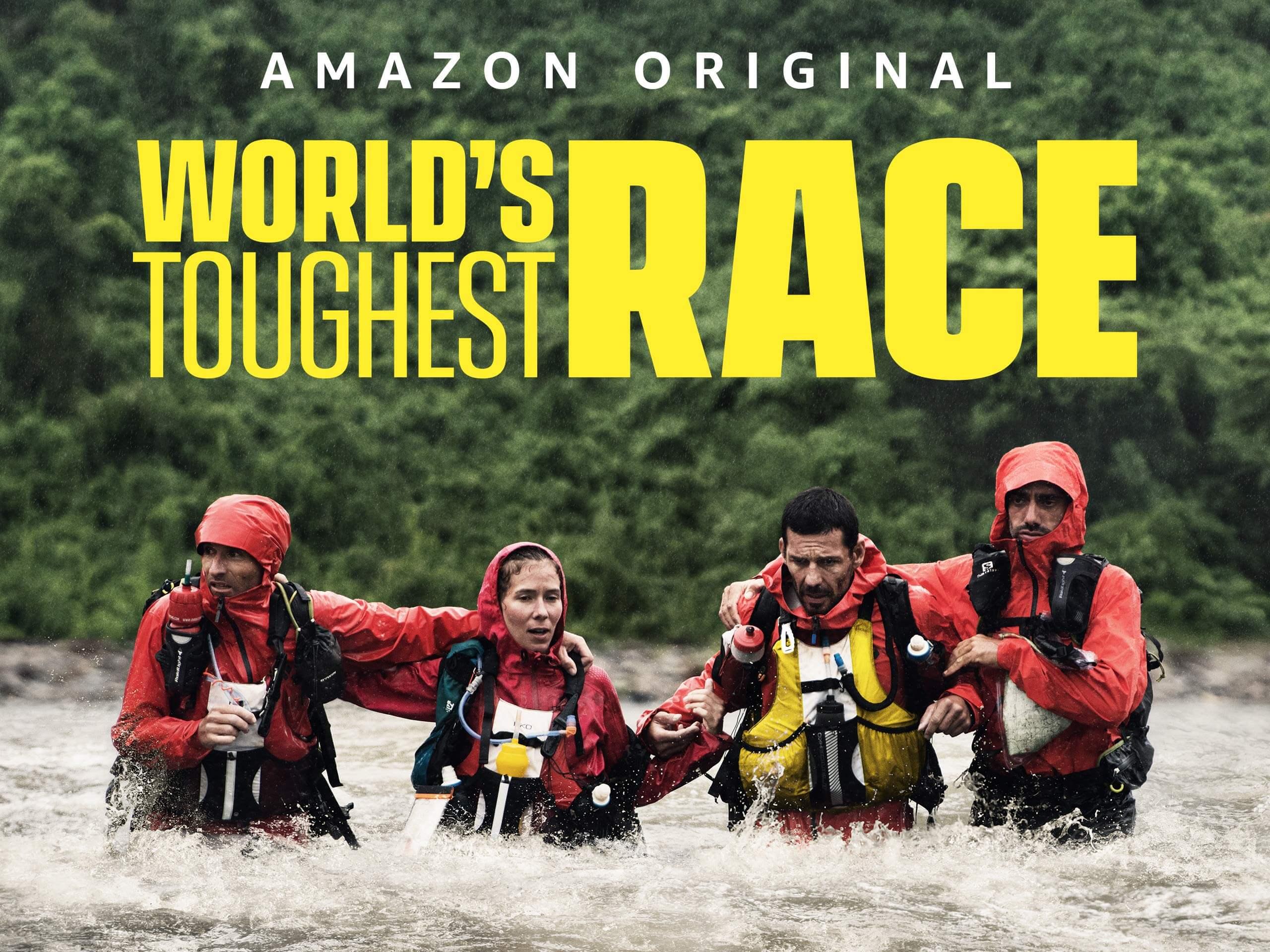 『世界一過酷なレース:エコチャレンジ フィジー大会』