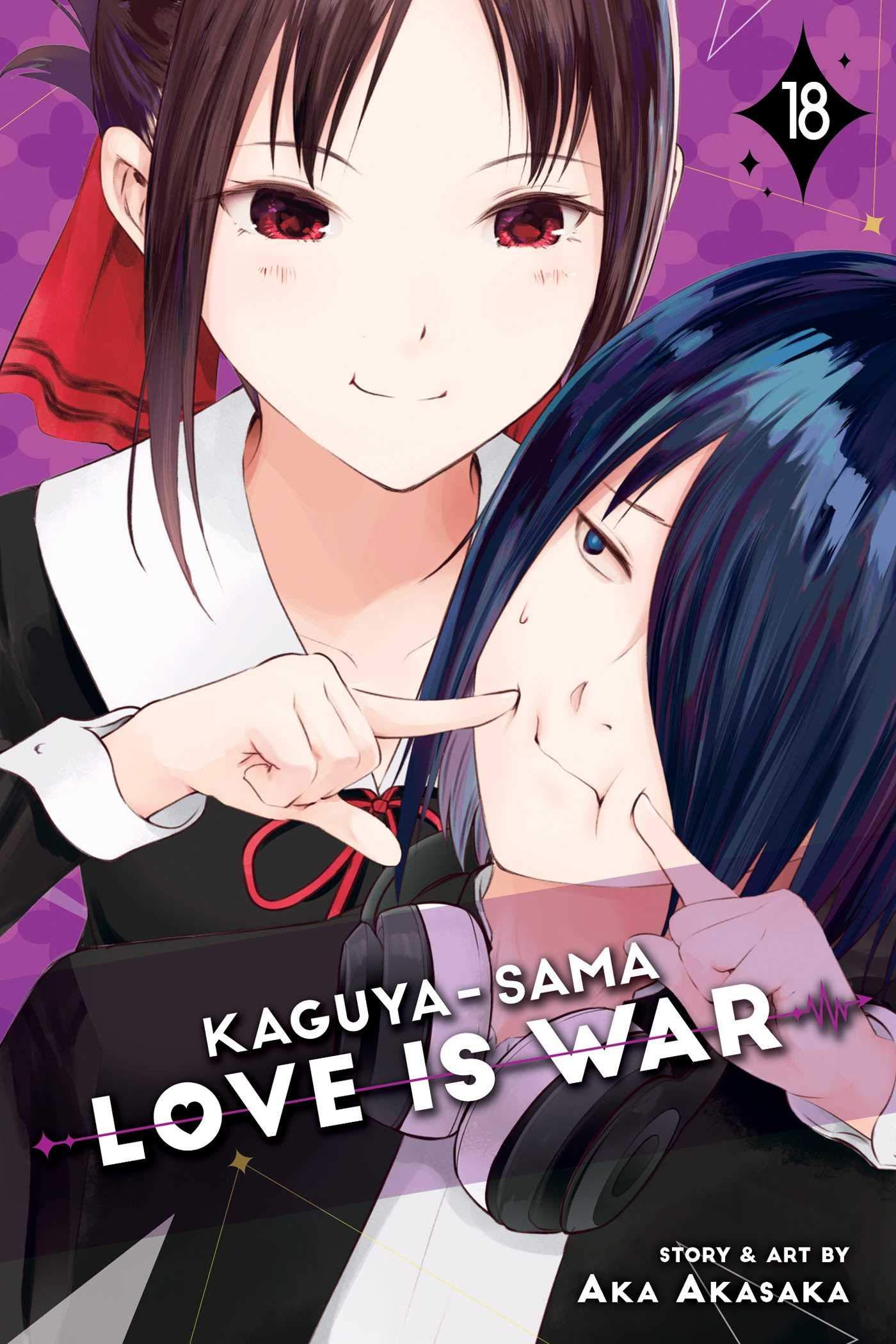 『Kaguya-sama; Love Is War Vol.18』