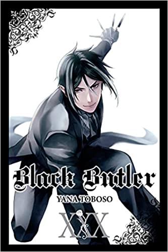 『Black Butler Vol.30』